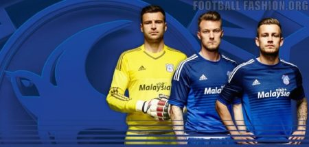 Cardiff City kits kit