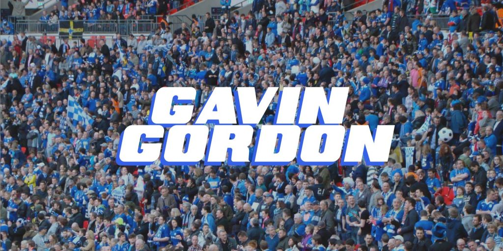 Gavin Gordon interview