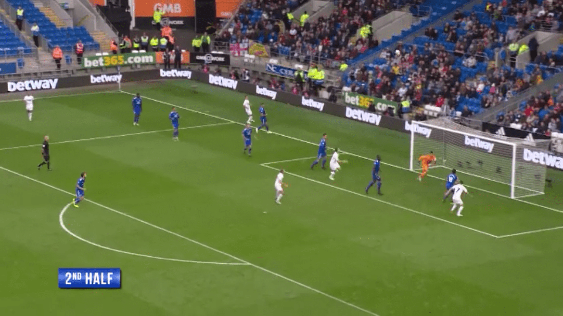 The VFTN Analysis: Cardiff 1-2 Burnely -Cardiff defensively naive