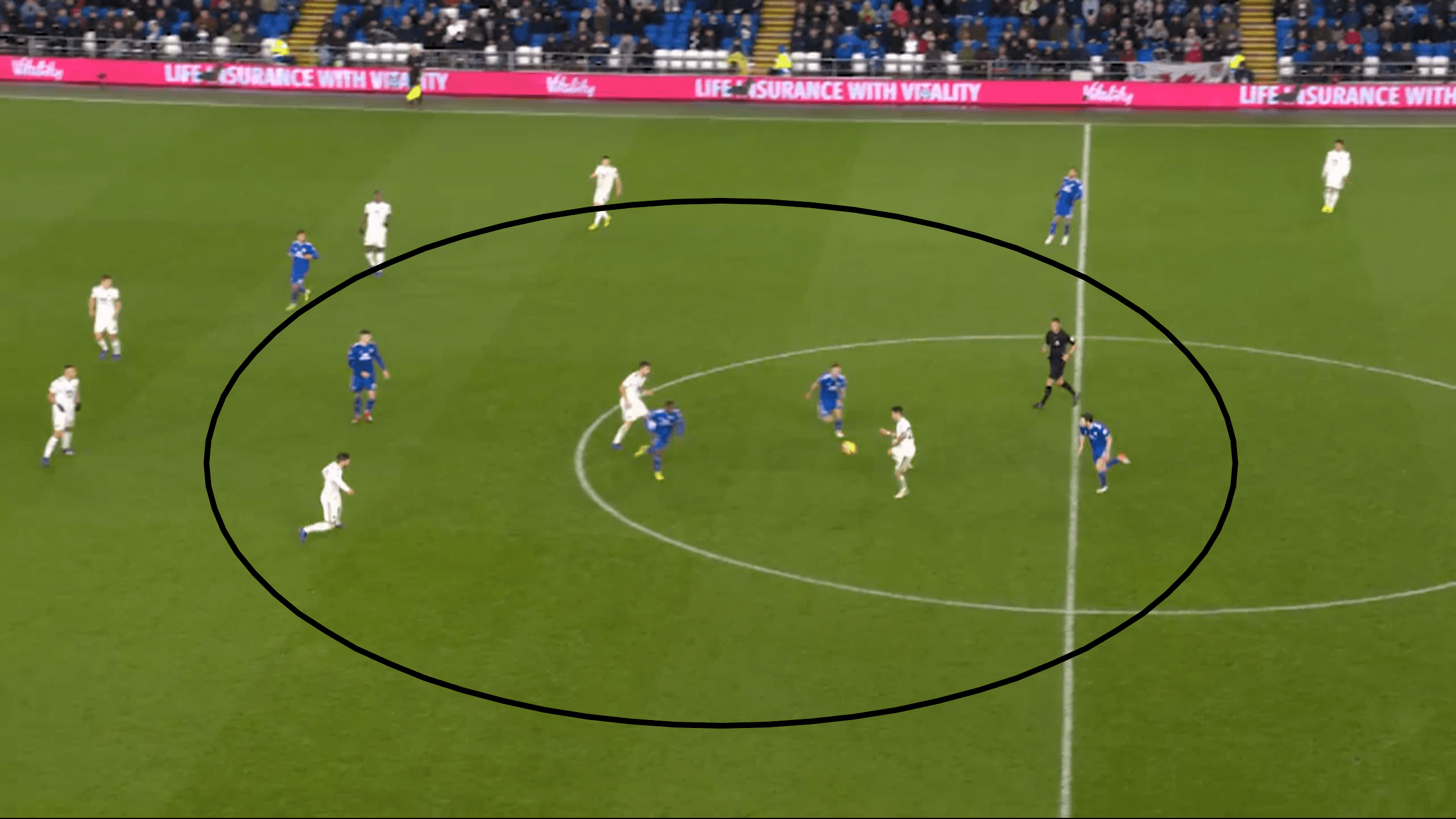 VFTN Analysis: Cardiff 2-1 Wolves: Suffocating the midfield