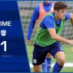 Under-23 Match Report – Colchester United 2, Cardiff City 1