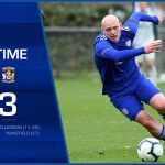 Under-23 Match Report – Cardiff City 2, Coventry City 3