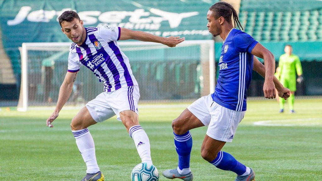 Match Report – Cardiff City 1, Real Valladolid 1 (Cardiff win 4-2 on penalties)