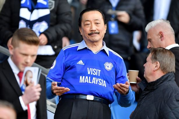 What is Cardiff City?